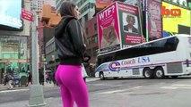 Les fesses de cette jeune femme agite les réseaux sociaux