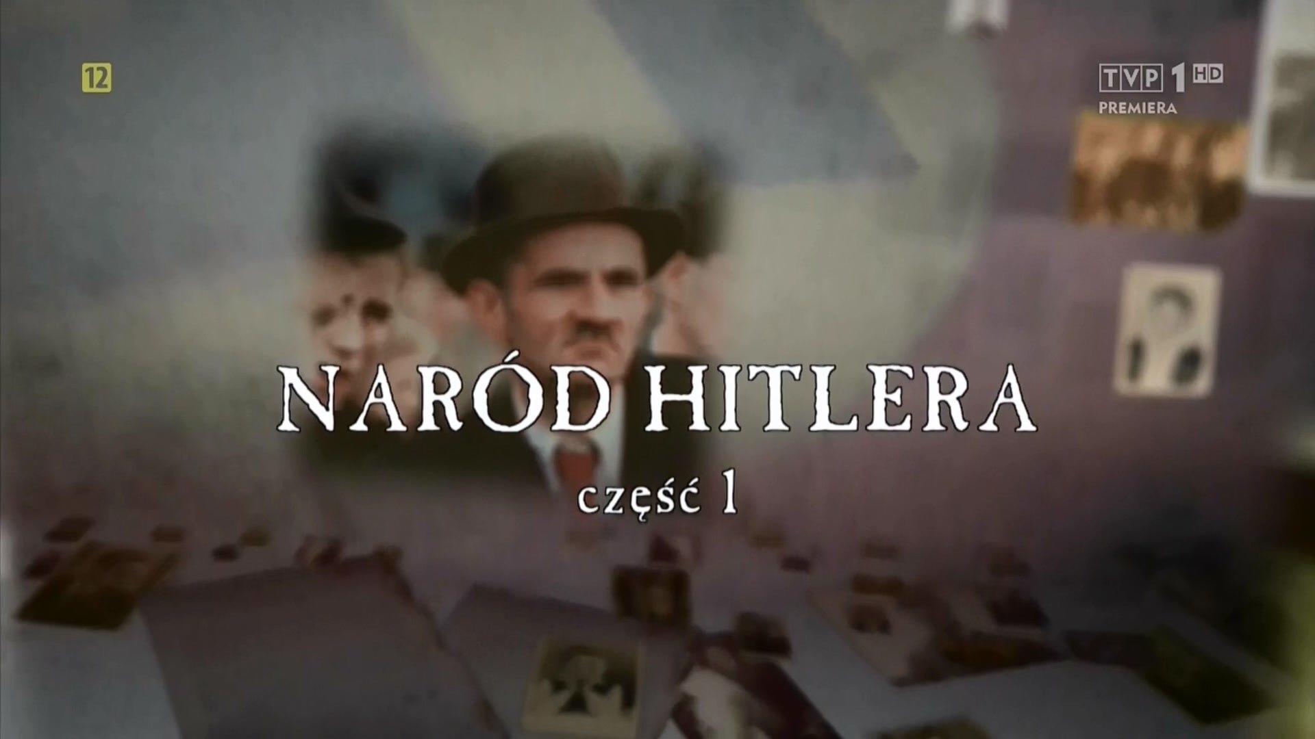 Люди Гитлера. Часть 1. Подчинение / Hitler's People (2015) HD
