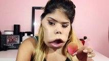 Atteinte d'une tumeur au visage, Marimar Quiroa réalise des tutos beauté qui font le buzz
