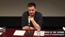 Les Soprano : réagir par le ventre - Emmanuel Burdeau