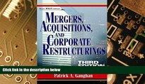Big Deals  Mergers, Acquisitions, and Corporate Restructurings (Wiley Mergers and Acquisitions