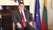 Litvanya Dışişleri Bakanı Linas Linkevicius