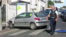 VIDEO. Blois : Course poursuite en centre-ville