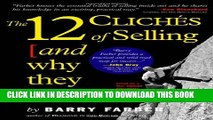 New Book 12 Cliches of Selling (and Why They Work)