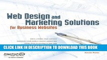New Book Web Design and Marketing Solutions for Business Websites
