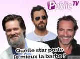 Jean Dujardin, Brad Pitt, Shia Laboeuf…: La barbe à la mode chez les stars !
