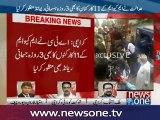 Farooq Sattar reaches Press Club to hold all important presser
