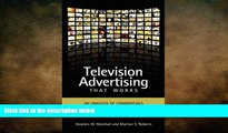 READ book  Television Advertising That Works: An Analysis of Commercials from Effective