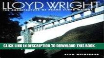 [PDF] Lloyd Wright: The Architecture of Frank Lloyd Wright Jr. Popular Online