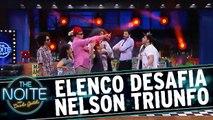 Gangue de Danilo desafia Grupo de Nelson Triunfo a um duelo de hip-hop