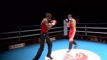 SAVATE boxe française - Finale Monde H85