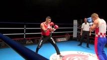 SAVATE boxe française - Finale Monde H75