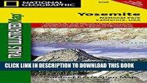 New Book Yosemite National Park (National Geographic Trails Illustrated Map)