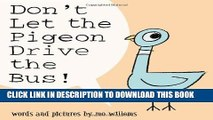 New Book Don t Let the Pigeon Drive the Bus!