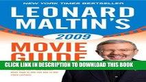 Collection Book Leonard Maltin s 2009 Movie Guide (Leonard Maltin s Movie Guide)