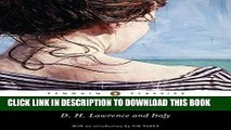 [PDF] D.H. Lawrence And Italy Full Online