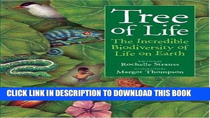 Collection Book Tree of Life: The Incredible Biodiversity of Life on Earth