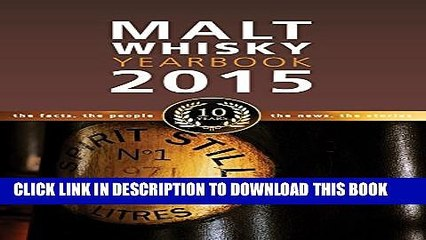 Collection Book Malt Whiskey Yearbook 2015