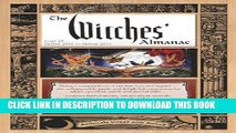 Collection Book The Witches Almanac: Spring 2010-Spring 2011 (Witches  Almanac: Complete Guide to