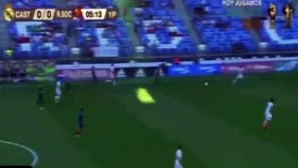 Zidane Jr commits goalkeeping howler