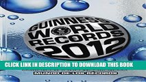 New Book Guinness World Records 2012 (Spanish Edition)