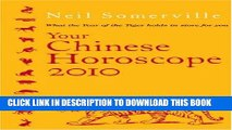 Collection Book Your Chinese Horoscope 2010: What the Year of the Tiger Holds in Store for You