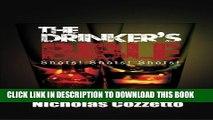 New Book The Drinker s Bible: Shots! Shots! Shots!