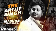 THE ARIJIT SINGH CLASSIC MASHUP (HD) - DJ Kiran Kamath - Arijit Singh Songs - Best Bollywood Mashup