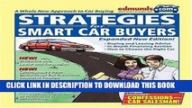 New Book Edmunds.com Strategies for Smart Car Buyers (Edmunds.com Car Buying Guide Strategies for