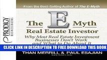 Collection Book E-Myth Real Estate Investor