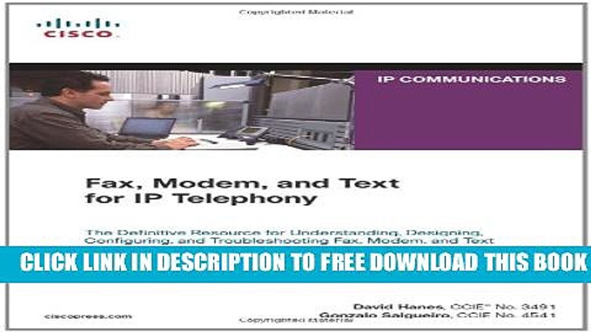 The road to ip telephony: how Cisco systems migrated from PBX to IP telephony