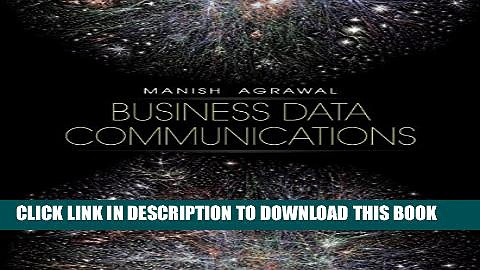 Collection Book Business Data Communications