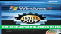 New Book Microsoft® Windows® XP Networking and Security Inside Out: Also Covers Windows 2000