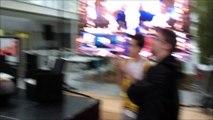 Marcus de la Teamg1 de Gameone fait gagner une Sony PS4