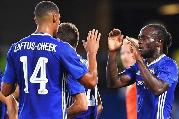 Chelsea vs Bristol Rovers 3-2 - EFL Cup 2016- All Goals & Full Highlights