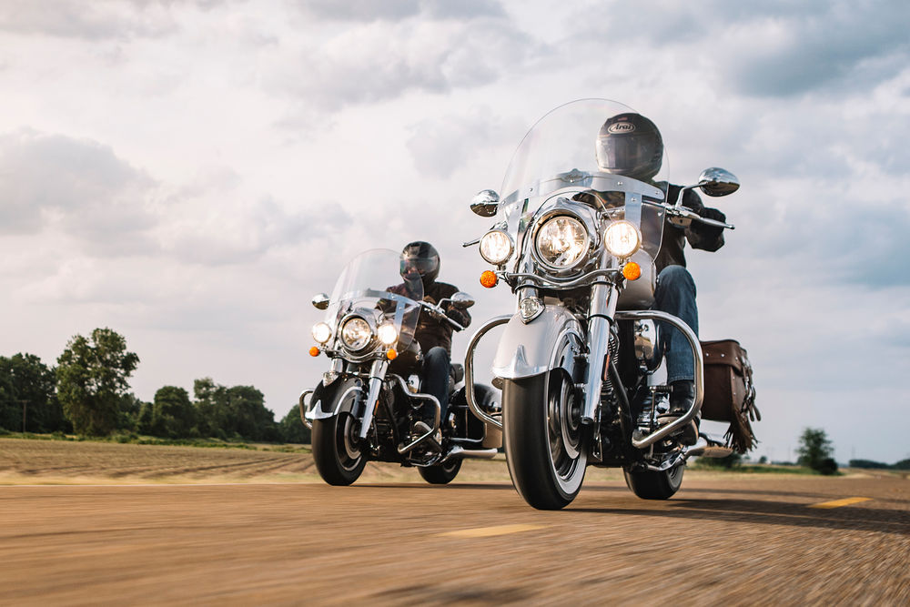 Smoke Trail Motorcycle Tour: Riding the Blues Highway from Memphis to New Orleans on Indian Motorcycles