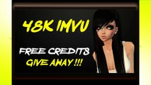 How To Get Real Free Imvu Credits Pt1 - video dailymotion