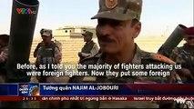 Sau khi giải phóng Manbij (man-bi), quân đội chính phủ Iraq đang dồn mọi nguồn lực để giải phóng Mosul, một trong những thành trì trọng yếu nhất của IS tại nước này.