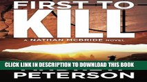 Collection Book First to Kill (The Nathan McBride Series)