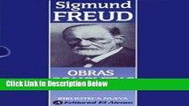 [Best] Obras Completas Sigmund Freud (Biblioteca Nueva / New Library) (Spanish Edition) Online Ebook