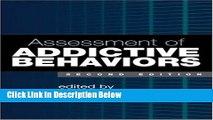 [Get] Assessment of Addictive Behaviors, Second Edition Online New