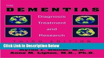 [Get] The Dementias: Diagnosis, Treatment, and Research, Third Edition Online New