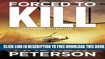 Collection Book Forced to Kill (The Nathan McBride Series)
