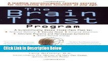[Best Seller] The Brain Trust Program: A Scientifically Based Three-Part Plan to Improve Memory,