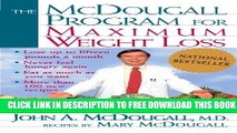 Collection Book The McDougall Program for Maximum Weight Loss