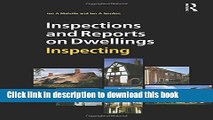 Inspections and Reports on Dwellings Series: Inspections and Reports on Dwellings: Inspecting