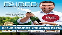 Collection Book PAIRED - Champagne   Sparkling Wines. The food and wine matching recipe book for