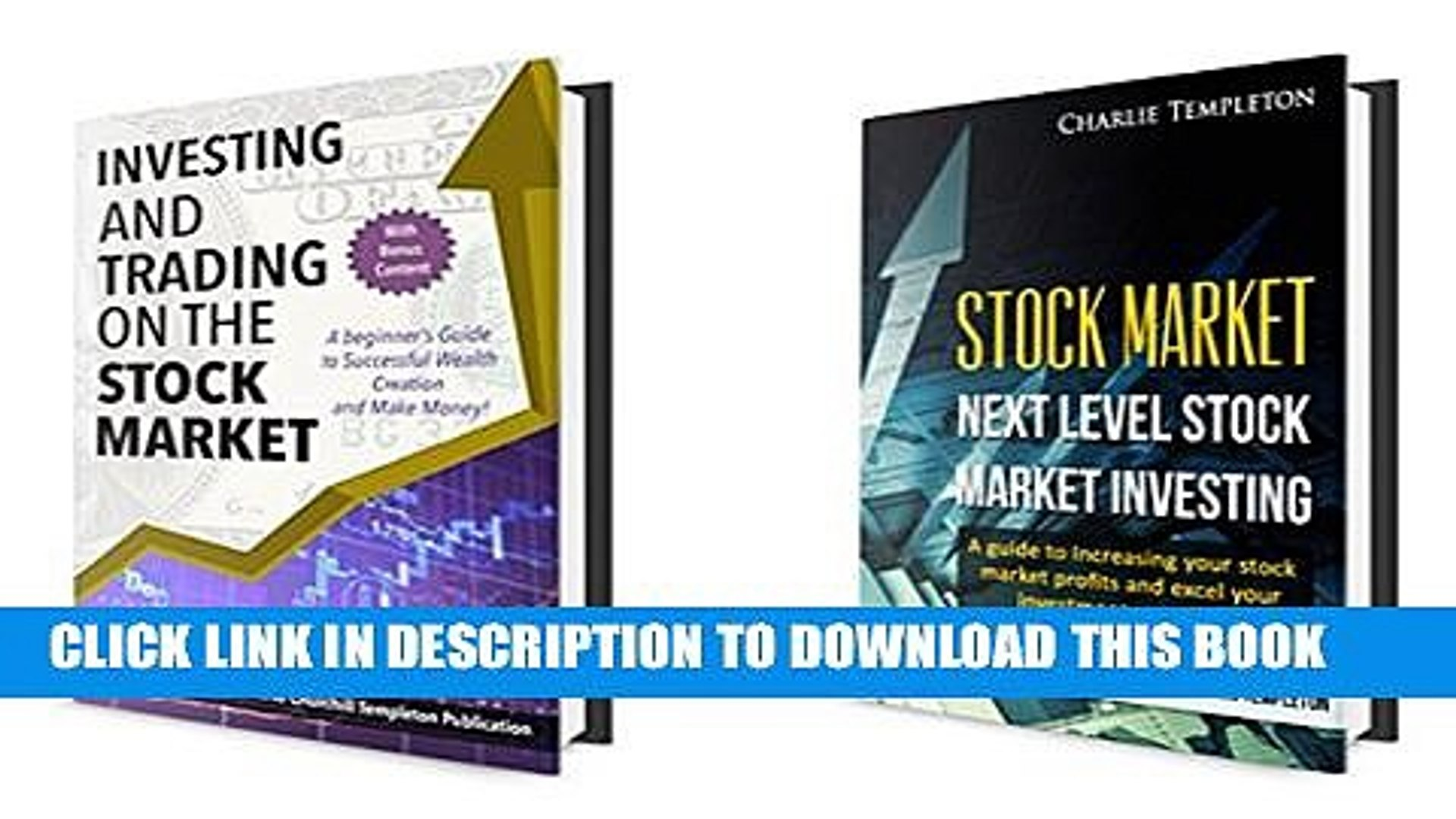 [PDF] Stock Market: Boxed Set 1: Investing and Trading on the Stock Market   Next Level Stock