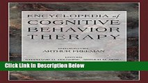 [Get] Encyclopedia of Cognitive Behavior Therapy (Social Indicators Research Series) Online New