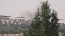 Karkamış Belediyesi Yakınına Roket Mermisi Düştü